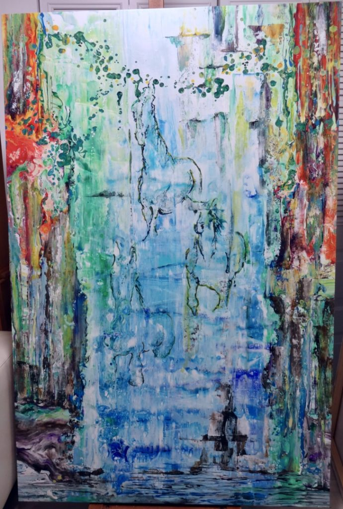 DREAM WATERFALL411:2X631:2